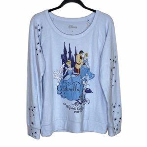 NWT Chaser x Disney Cinderella Sweatshirt Large
